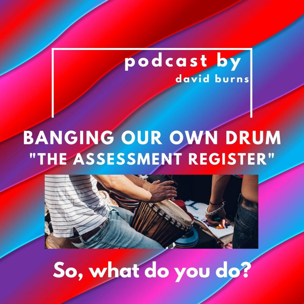 BANG OUR DRUM podcast