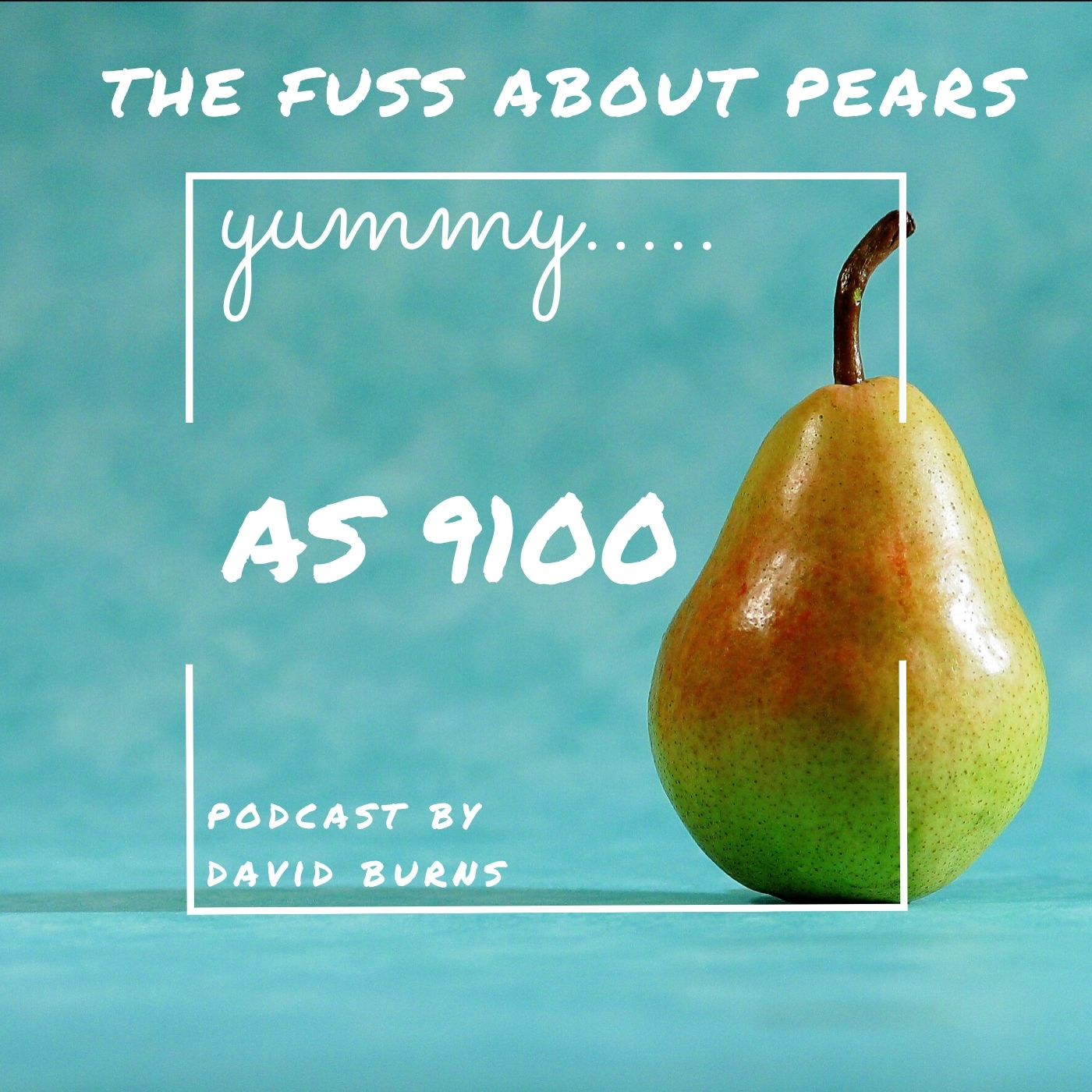 FUSS PEARS new cover podcast