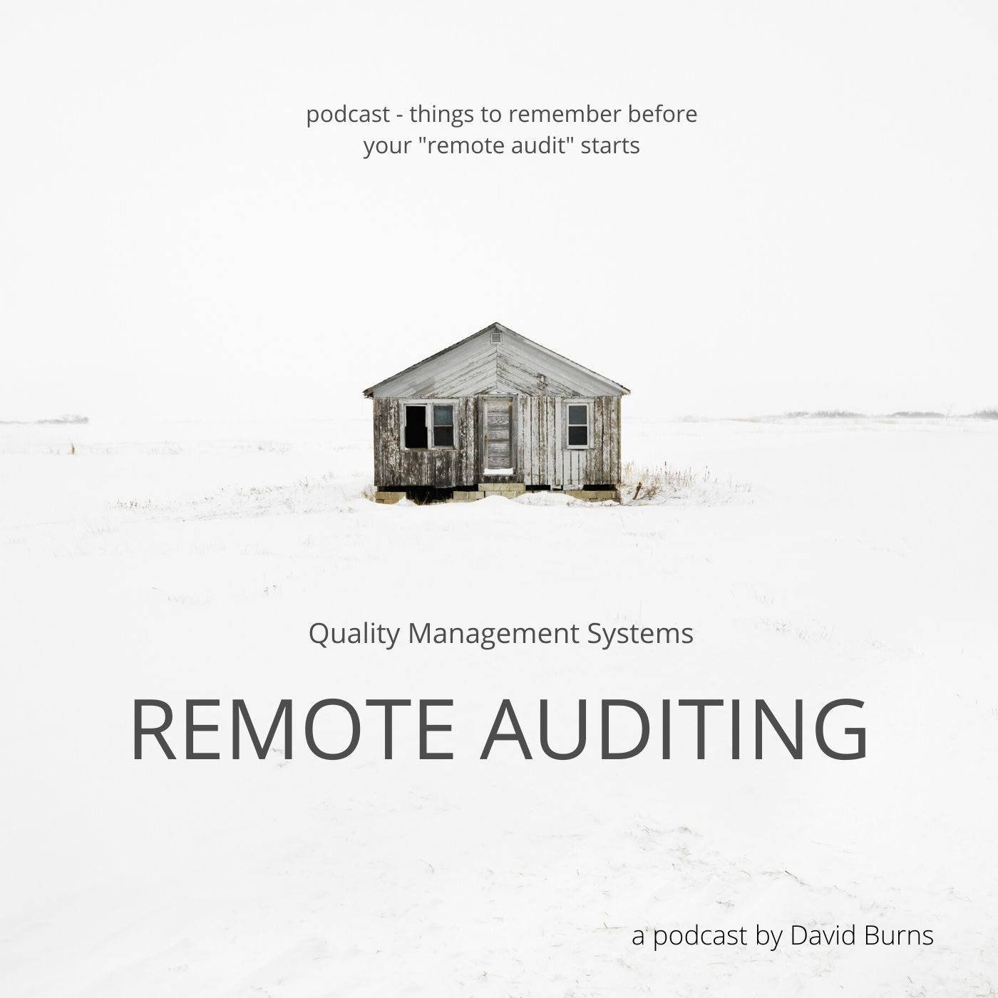 Remote Audit Awareness podcast[1565]
