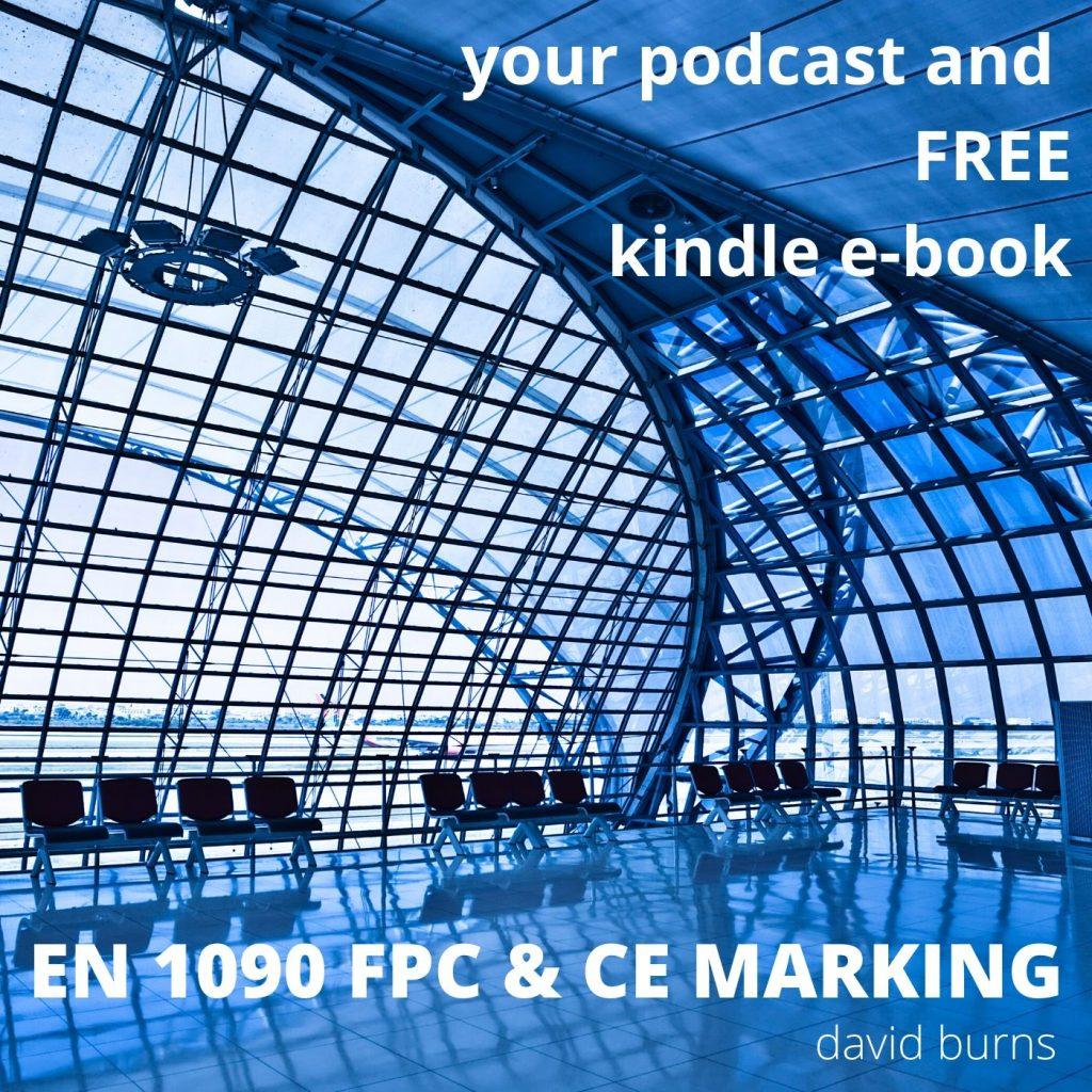 podcast - EN 1090 cover